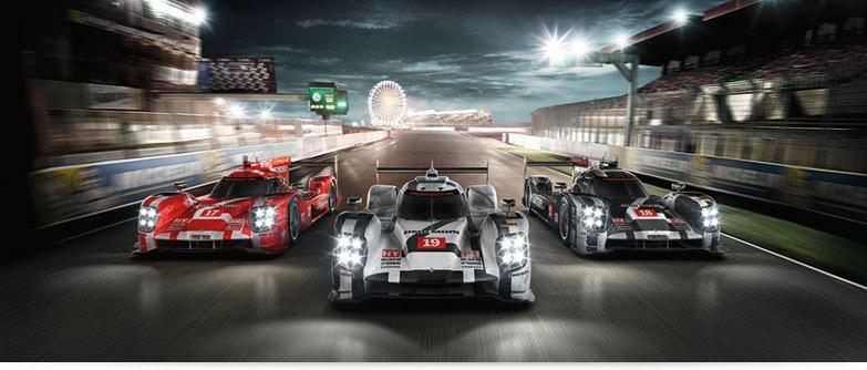 Xnet Communications wspiera Porsche podczas wyścigu 24h Le Mans
