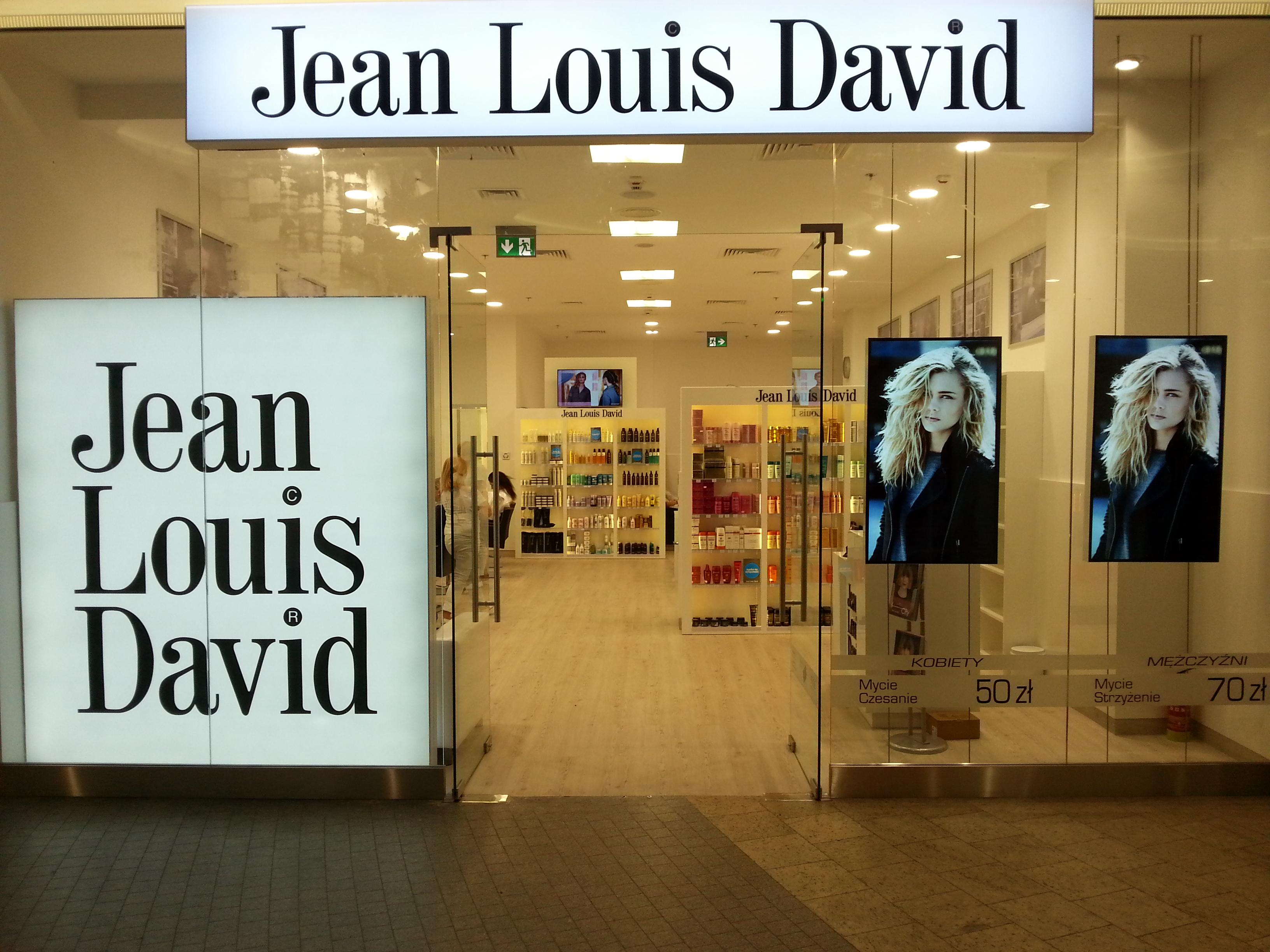 Xnet Communications w salonach Jean Louis David
