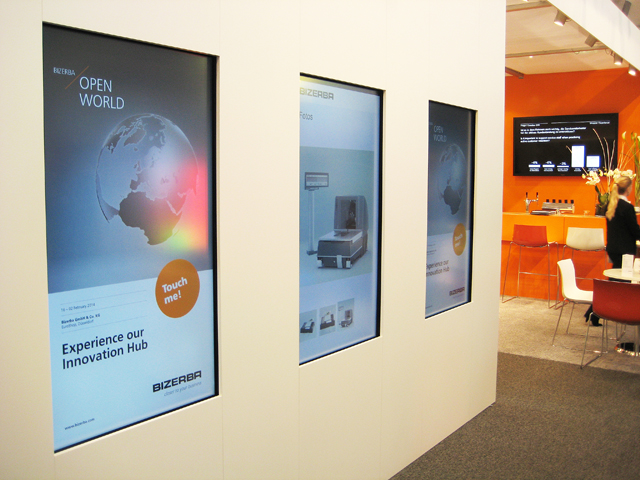 Xnet Communications na targach EuroShop 2014